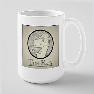 Tea Rex Large Mug