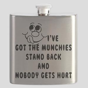 Cannabis Munchies Flask