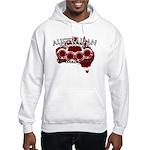 Aussie Fighter Hooded Sweatshirt
