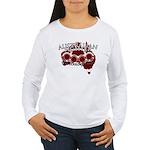 Aussie Fighter Women's Long Sleeve T-Shirt