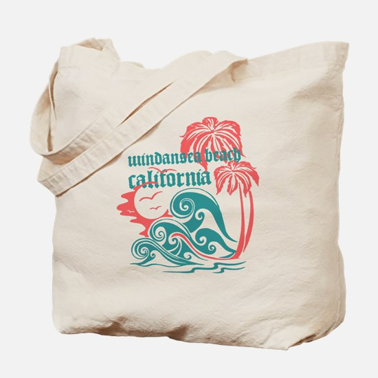 Wavefront Windansea Tote Bag