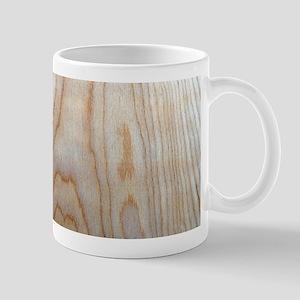 Wood Grain Loves Stain Designer Mug