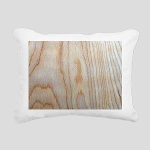 Wood Grain Loves Stain Designer Rectangular Canvas