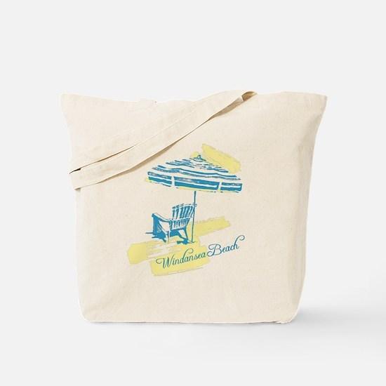 Serenity Windansea Tote Bag