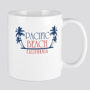 Pacific Beach Regal Mug