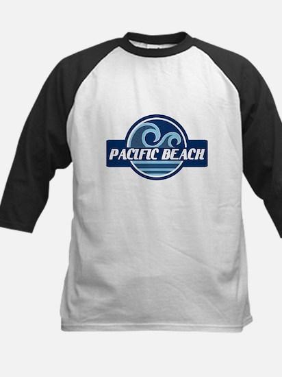 Pacific Beach Surfer Pride Kids Baseball Jersey