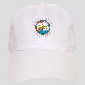 Mission Beach Wave Badge Cap