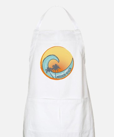 Mission Beach Sunset Crest Apron