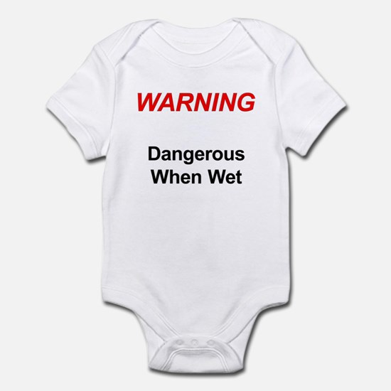 You have been warned! Infant Creeper