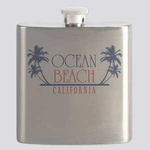 Ocean Beach Regal Flask