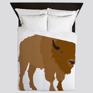 Buffalo Queen Duvet
