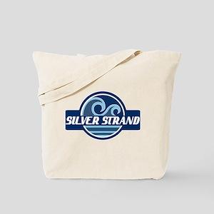 Silver Strand Surfer Pride Tote Bag