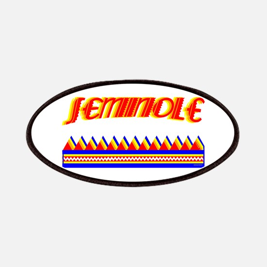 SEMINOLE TRIBE Patches