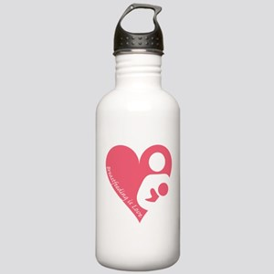 Breastfeeding is Love Stainless Water Bottle 1.0L