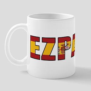 Spain (Basque) Mug