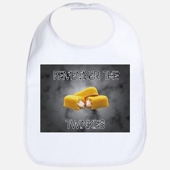Remember The Twinkies Bib