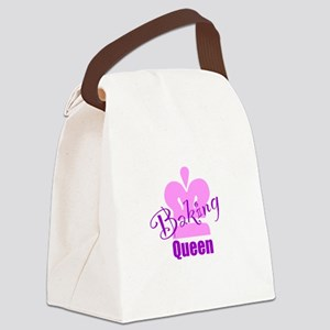 Baking Queen Canvas Lunch Bag
