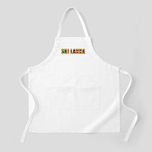 Sri Lanka BBQ Apron