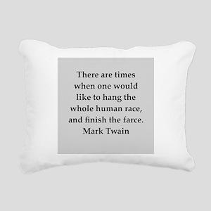 174 Rectangular Canvas Pillow