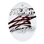 Twilight 2012 Ornament (Oval)
