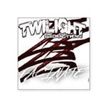 Twilight 2012 Square Sticker 3