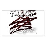 Twilight 2012 Sticker (Rectangle 50 pk)