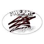 Twilight 2012 Sticker (Oval)