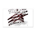 Twilight 2012 Rectangle Car Magnet