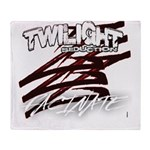 Twilight 2012 Throw Blanket