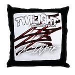 Twilight 2012 Throw Pillow