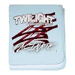 Twilight 2012 baby blanket
