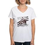 Twilight 2012 Women's V-Neck T-Shirt