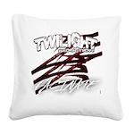 Twilight 2012 Square Canvas Pillow
