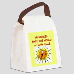 MYSTERY Canvas Lunch Bag