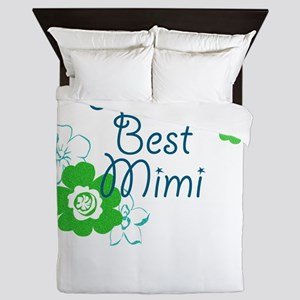 Worlds Best Mimi Queen Duvet