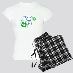 Worlds Best Mimi Women's Light Pajamas