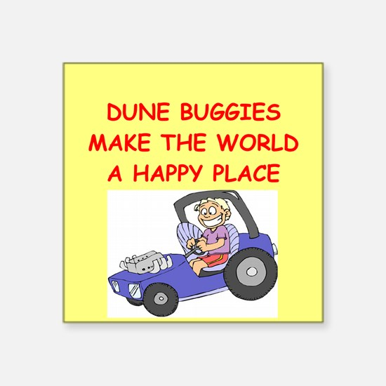 """DUNE.png Square Sticker 3"""" x 3"""""""