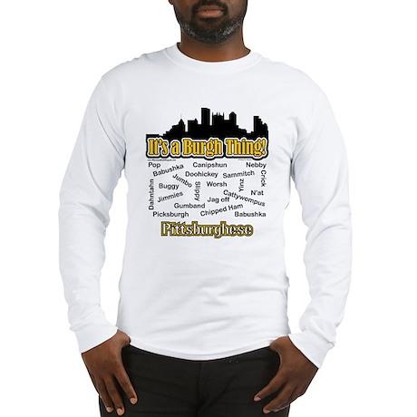 Light Apparel Long Sleeve T-Shirt