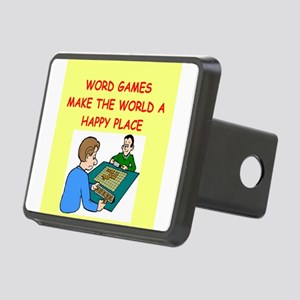 WORD Rectangular Hitch Cover