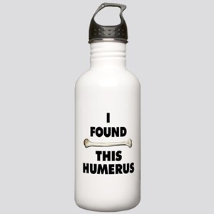 I Found This Humerus Stainless Water Bottle 1.0L