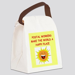 POSTAL Canvas Lunch Bag