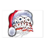 Obama Style Santa Postcards (Package of 8)