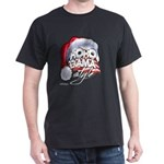 Obama Style Santa Dark T-Shirt