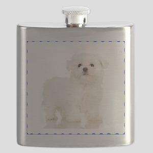 maltesepuppy2 Flask