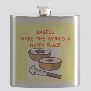 BAGELS Flask