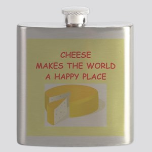 CHEESE Flask