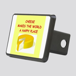 CHEESE Rectangular Hitch Cover