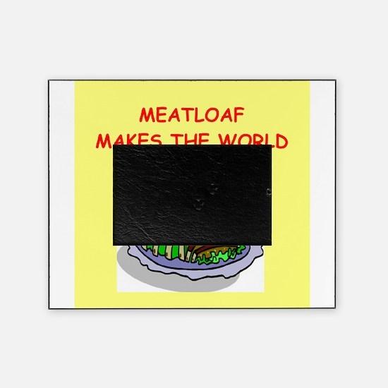 MEATLOAF.png Picture Frame