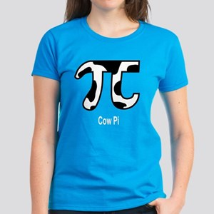 Cow Pi Women's Dark T-Shirt