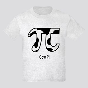 Cow Pi Kids Light T-Shirt